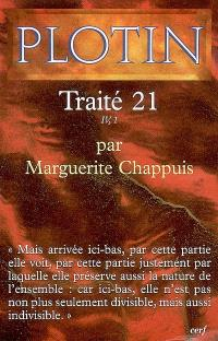 Les écrits de Plotin, Traité 21 : IV, 1