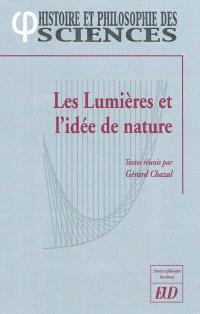 Les Lumières et l'idée de nature