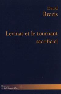 Levinas et le tournant sacrificiel