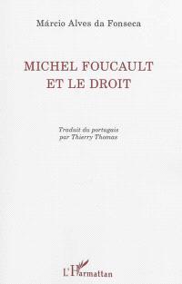 Michel Foucault et le droit