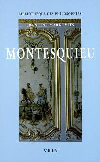 Montesquieu : le droit et l'histoire