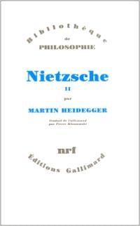 Nietzsche. Volume 2