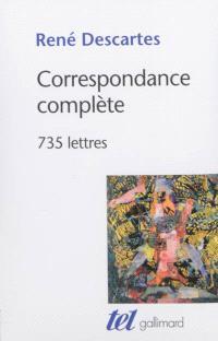 Oeuvres complètes. Volume 8, 9, Correspondance complète : 735 lettres