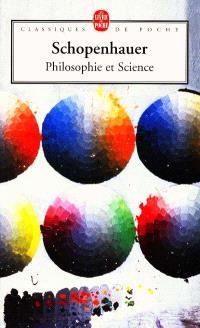Philosophie et science