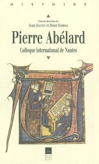 Pierre Abélard : colloque international de Nantes