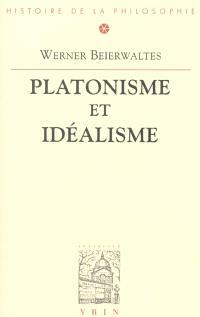 Platonisme et idéalisme