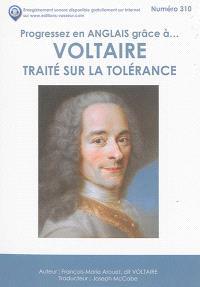 Progressez en anglais grâce à... Voltaire : Traité sur la tolérance