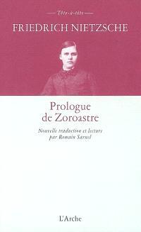 Prologue de Zoroastre