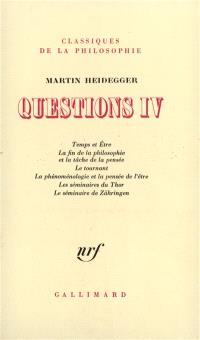 Questions. Volume 4