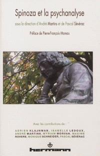 Spinoza et la psychanalyse
