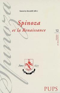 Spinoza et la Renaissance