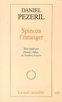 Spinoza l'étranger