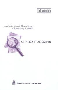 Spinoza transalpin : les interprétations actuelles en Italie