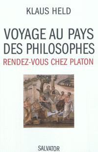 Voyage au pays des philosophes : rendez-vous chez Platon
