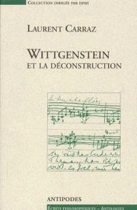 Wittgenstein et la déconstruction