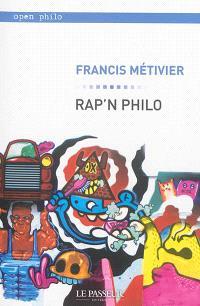 Rap'n philo : essai