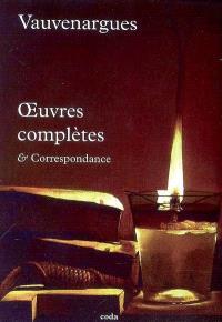 Oeuvres complètes & correspondance