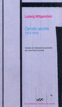 Carnets secrets : 1914-1916