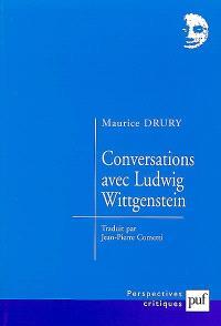 Conversations avec Ludwig Wittgenstein