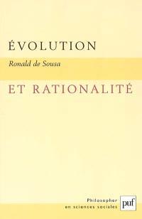 Evolution et rationalité