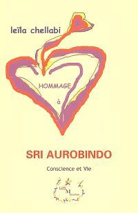 Hommage à Sri Aurobindo