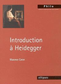 Introduction à Heidegger