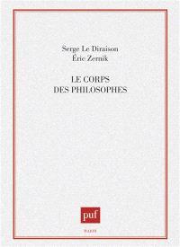 Le Corps des philosophes
