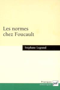 Les normes chez Foucault
