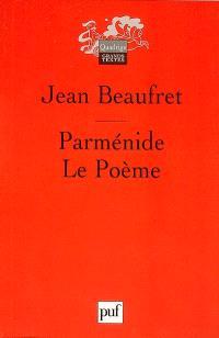 Parménide, Le poème