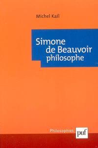 Simone de Beauvoir philosophe