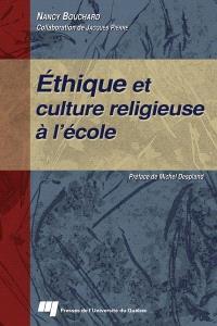 Éthique et culture religieuse à l'école