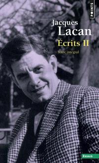 Ecrits. Volume 2