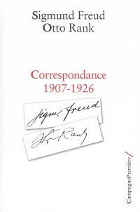 Correspondance : 1907-1926