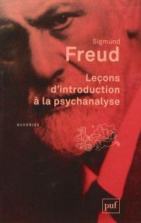 Oeuvres complètes : psychanalyse, Leçons d'introduction à la psychanalyse