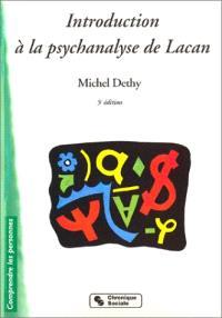 Introduction à la psychanalyse de Lacan