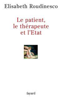 Le patient, le thérapeute et l'État