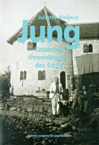 Carl Gustav Jung : catalogue chronologique des écrits