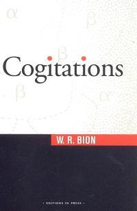 Cogitations