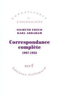 Correspondance complète : 1907-1925