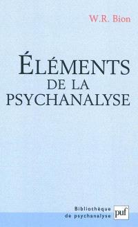 Eléments de la psychanalyse