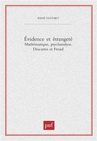 Evidence et étrangeté
