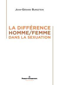 La différence homme-femme dans la sexuation