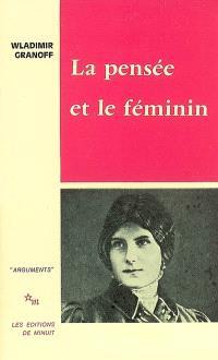 La pensée et le féminin