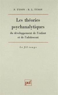 Les théories psychanalytiques de développement de l'enfant et de l'adolescent