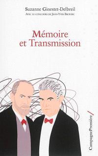 Mémoire et transmission
