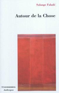 Autour de la chose : séminaire, 1993-1994