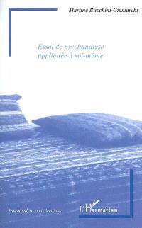 Essai de psychanalyse appliquée à soi-même : je voudrais écrire un enfant de vous