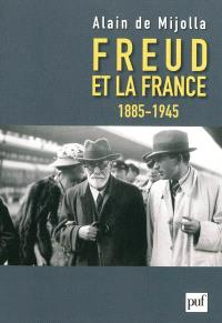 Freud et la France : 1885-1945