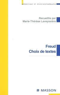 Freud, choix de textes