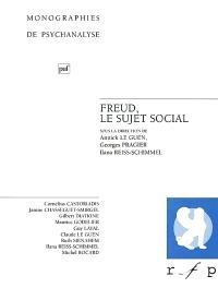 Freud, le sujet social